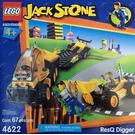 LEGO ResQ Digger Set 4622