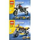 LEGO Revvin' Riders Set 4893