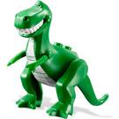 LEGO Rex the T-Rex Dinosaur