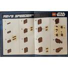 LEGO Rey's Speeder Instructions