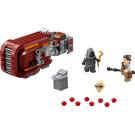 LEGO Rey's Speeder Set 75099