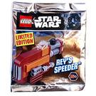 LEGO Rey's Speeder Set 911727 Packaging