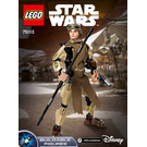 LEGO Rey Set 75113 Instructions