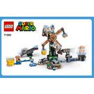 LEGO Reznor Knockdown Set 71390 Instructions
