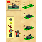 LEGO Richard's Arrowseat Set 1287 Instructions