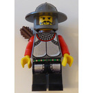 LEGO Richard The Strong As Archer Minifigure