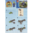 LEGO Ride-On Lawn Mower Set 30224 Instructions