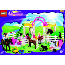 LEGO Riding Stables Set 5871 Instructions
