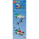 LEGO Rig Racers Set 6424 Instructions