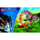 LEGO Ring of Fire Set 70100 Instructions