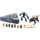 LEGO Rise of the Domo Set 76156