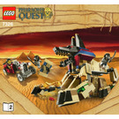 LEGO Rise of the Sphinx Set 7326 Instructions