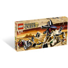LEGO Rise of the Sphinx Set 7326 Packaging