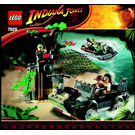 LEGO River Chase Set 7625 Instructions