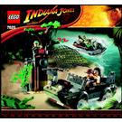 LEGO River Chase Set 7625 Instructions