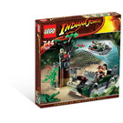 LEGO River Chase Set 7625 Packaging