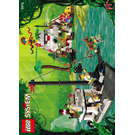 LEGO River Expedition Set 5976 Instructions