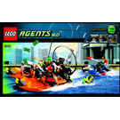 LEGO River Heist Set 8968 Instructions