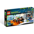 LEGO River Heist Set 8968 Packaging
