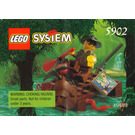 LEGO River Raft Set 5902