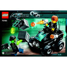 LEGO Riverside Raid Set 70160 Instructions