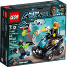 LEGO Riverside Raid Set 70160 Packaging