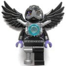 LEGO Rizzo With Silver Shoulder Armor and Chi Minifigure