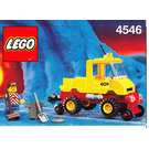 LEGO Road and Rail Maintenance Set 4546 Instructions