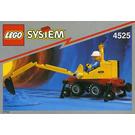 LEGO Road and Rail Repair Set 4525