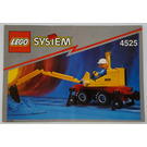 LEGO Road and Rail Repair Set 4525 Instructions
