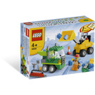 LEGO Road Construction Building Set 5930 Packaging