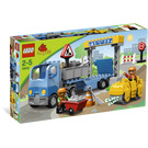 LEGO Road Construction Set 5652 Packaging