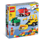 LEGO Road Construction Set 6187 Packaging