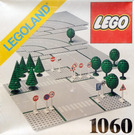 LEGO Road Plates and Signs Set 1060