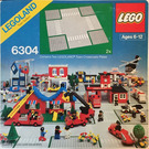 LEGO Road Plates, Cross Set 6304