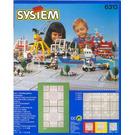 LEGO Road Plates, Cross Set 6313
