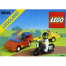LEGO Road Rebel Set 6644