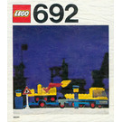 LEGO Road Repair Crew Set 692