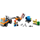 LEGO Road Repair Truck Set 10750