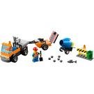LEGO Road Repair Truck Set 10750