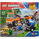 LEGO Road Repair Truck Set 10750 Packaging
