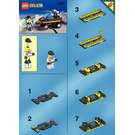 LEGO Road Rescue Set 6431 Instructions