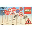 LEGO Road Signs Set 6306
