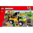 LEGO Road Work Truck Set 10683 Instructions