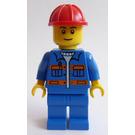 LEGO Road Worker Minifigure