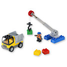 LEGO Road Worker Truck Set 3611