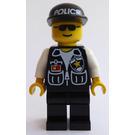 LEGO Roadblock Runners Sheriff Minifigure