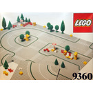 LEGO Roadplates and Scenery Set 9360