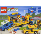LEGO Roadside Recovery Van and Tow Truck Set 2140