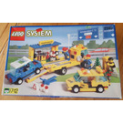 LEGO Roadside Recovery Van and Tow Truck Set 2140 Packaging